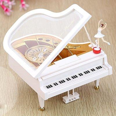 音樂盒天空之城鋼琴音樂盒八音盒送女友兒童生日禮物女生聖誕節創意禮品【全館免運】