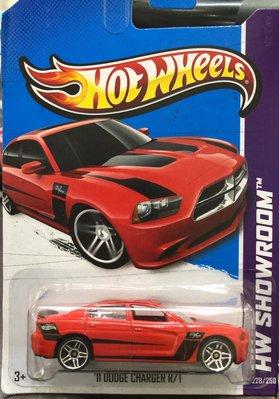 8絕版風火輪 Hot Wheels 道奇 11 DODGE CHARGER R/T