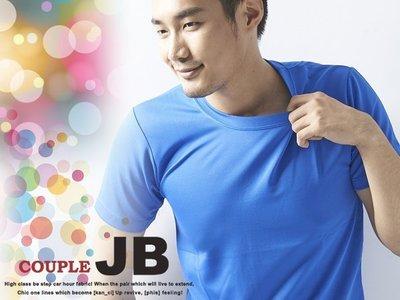 JB 專業衣廠【MIT6】 台灣製造圓領素面吸濕排汗T /團購/運動/實搭配色13色系