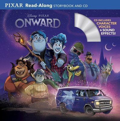 *小貝比的家*ONWARD READ-ALONG STORYBOOK/平裝+CD/7~12歲