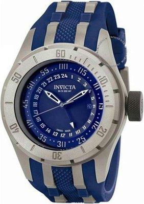 展示品 Invicta 0225 Specialty Coalition Forces Swiss Made GMT Date Titanium Me