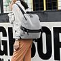 ~潮品聚落~個性時尚網狀鏤空尼龍簡約輕便男女適用後背包-2色2碼[KSO181022-2]