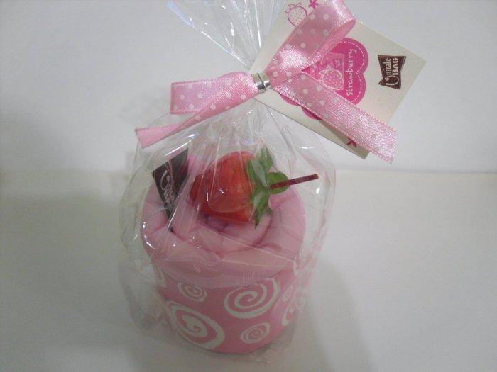 甜蜜愛戀蛋糕購物袋 / 造型蛋糕 /  環保購物袋 / 最佳創意生日禮   草莓