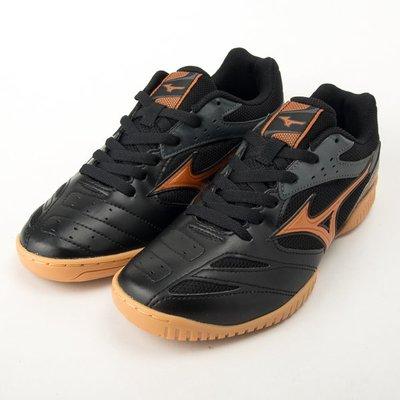Mizuno 美津濃 CROSSMATCH 桌球鞋-黑/咖啡 大尺碼 81GA183650  現貨