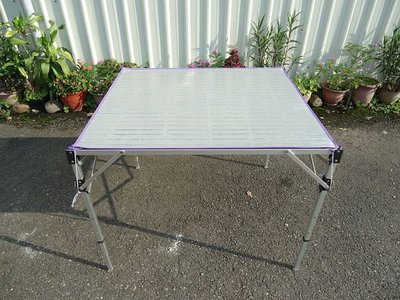 【SAMCAMP 噴火龍】特製鋁箔桌墊 ※ 適用於鋁合金蛋捲桌、折疊桌(大型 - 980&980H) 台南市