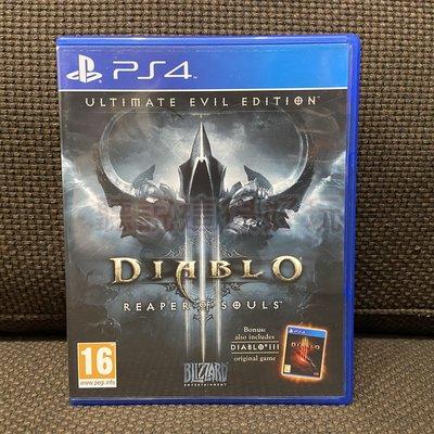 滿千免運 現貨在台 無刮 亞英版 PS4 暗黑破壞神 3 奪魂之鐮 終極邪惡版 Diablo III 85 S122