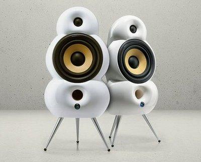 丹麥 Scandyna MiniPod MK2 時尚藝術造型喇叭~重現媲美原聲演奏的自然音效~另有RX-V485