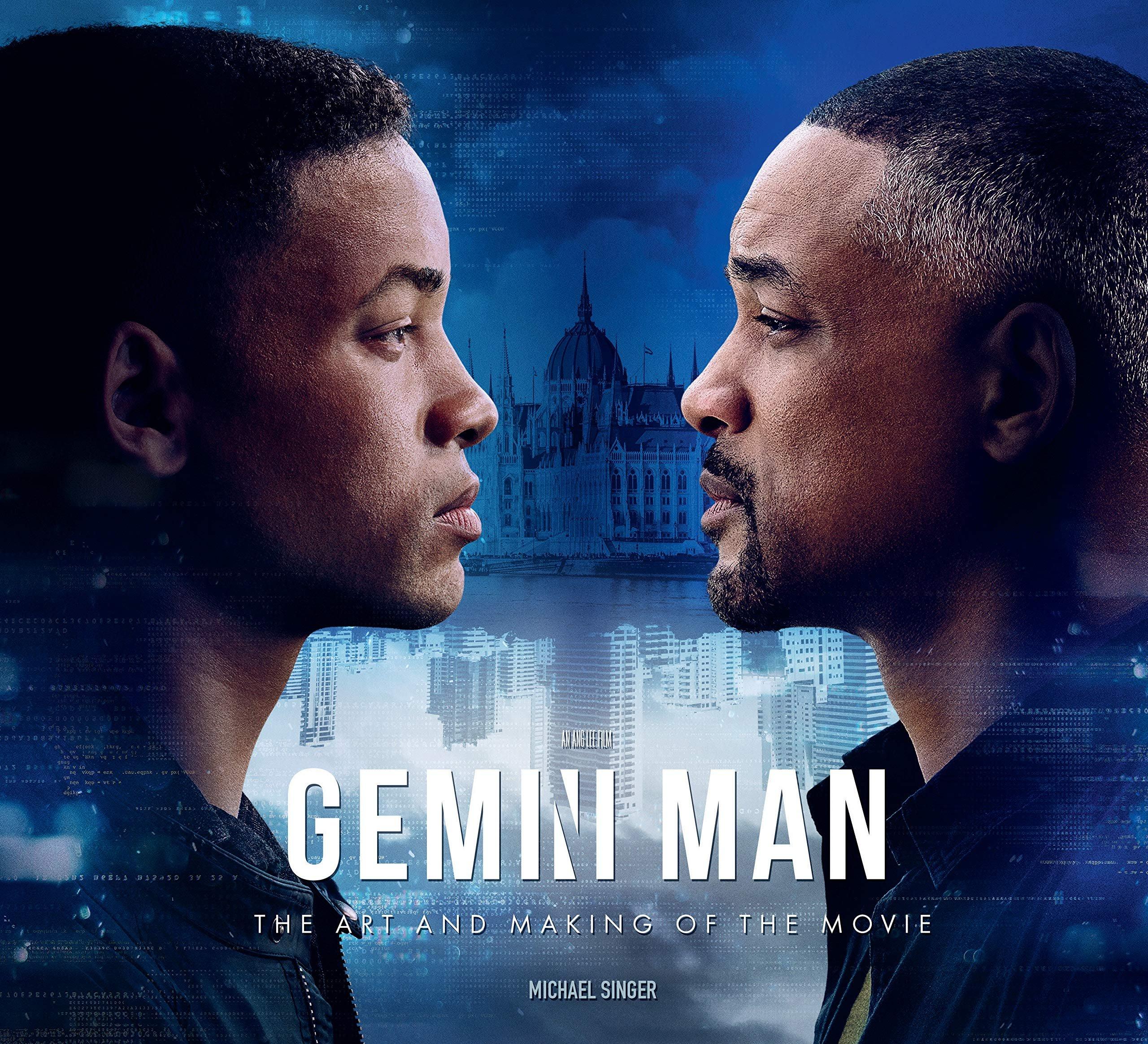 【布魯樂】《代訂中》[美版書籍]李安/威爾史密斯《雙子殺手Gemini Man》電影畫集(9781789092233)