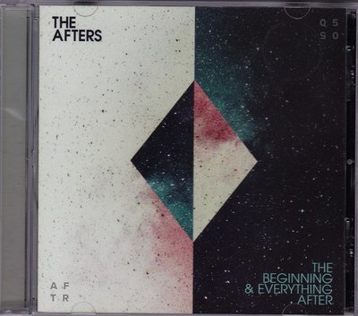 Afters The Beginning & Everything After  CD  99.99新