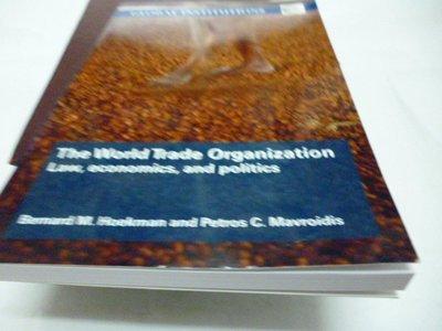 買滿500免運/崇倫  《The World Trade Organization: Law, economics,》