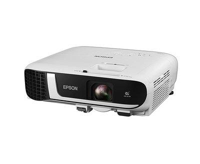 EB-FH52 EPSON 4000流明 Full HD 16000:1高對比 3LCD 高亮彩商用投影機