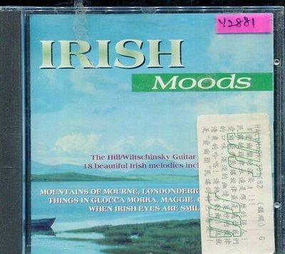 *還有唱片行* IRISH MOODS 二手 Y2881