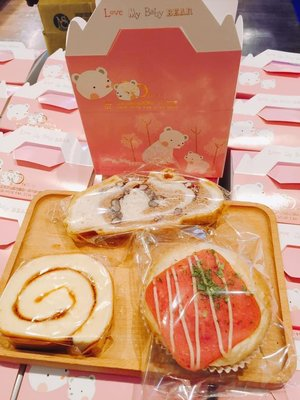 ❤ 雪屋麵包坊 ❥ 餐盒款式 ❥ 50 元餐盒 ❥ 20181219 款式