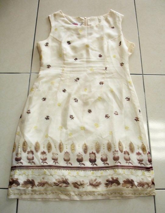 連身裙--采妮Tsaenee 無袖連身裙--九成新  7