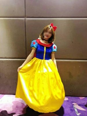 Snow White Cosplay Outfit For Adults Halloween Costumes
