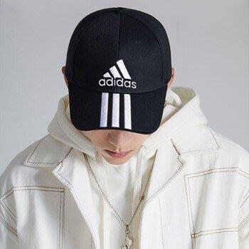 5號倉庫 Adidas 現貨 防曬 可調節 棒球帽老帽 運動帽 球帽 帽子 FK0894 台灣公司貨 原價500 黑色