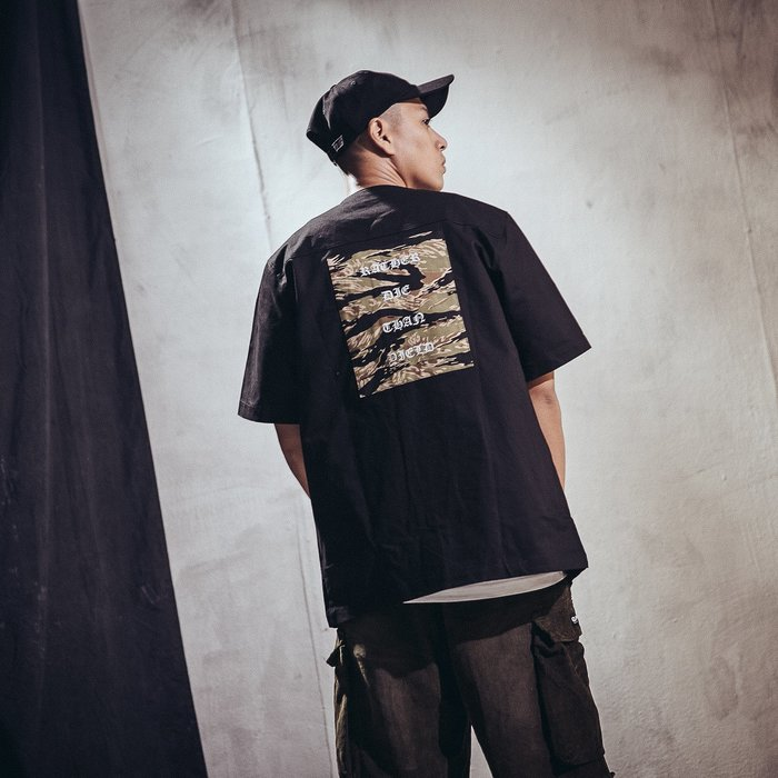 GHK 18 S/S RATHER DIE THAN YIELD SHIRT