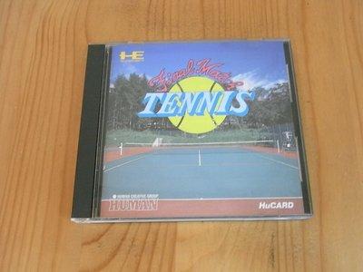 【小蕙館】PC-Engine ~ TENNIS 決賽網球