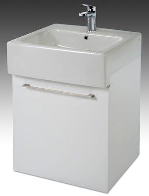 《☆台北三和淋浴拉門☆》TOTO-LW641CJU面盆專用烤漆浴櫃 (不含TOTO面盆) 網路價 NT$6000元