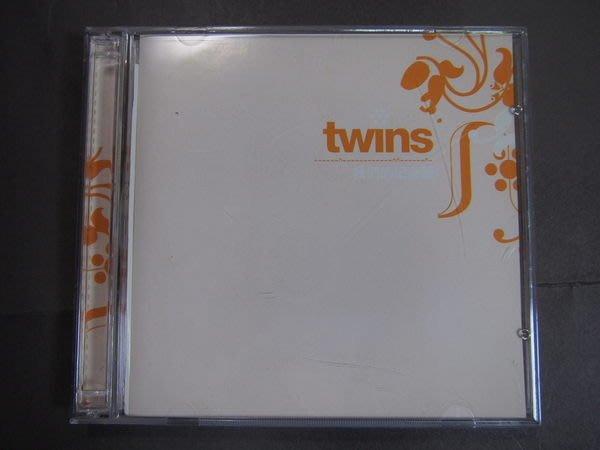 【阿輝の古物】CD_TWINS 我們的紀念冊