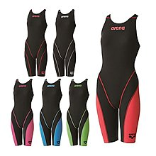 ~BB泳裝~ arena AQUAFORCE 女競賽型泳衣 連身四角競賽型泳衣 Fina認證 A7010Z