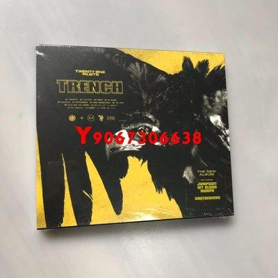【樂樂音像】二十一名飛員樂團 Twenty One Pilots TRENCH 專輯CD 精美盒裝