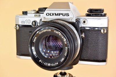 OLYMPUS OM-10 with ZUIKO 50/ 1.8 台北市