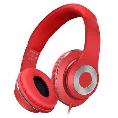 現貨/kanen/卡能 IP-980E手機通用耳機頭戴式 重低音線控有線電腦耳麥有線40SP5RL/ 最低促銷價