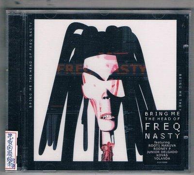西洋CD-慣竊 Frcq Nasty:天外一筆 (SKI5136122) 全新/免競標