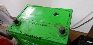 (二手中古電池) 湯淺 YCT 55D23L-CMF 免保養汽車電池 數值漂亮,品項優 桃園市
