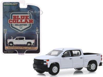 【M.A.S.H】現貨特價 Greenlight 1/64 2019 Chevrolet Silverado 1500