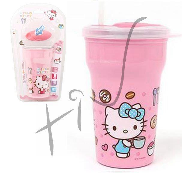 [佳恩現貨][Kitty]不鏽鋼神奇水杯 #059835  hello kitty 凱蒂貓 韓國