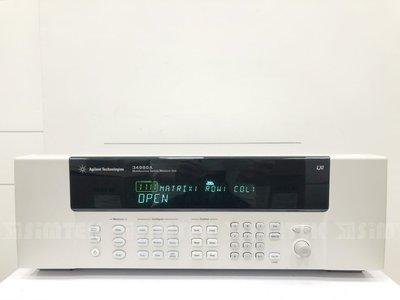 Agilent 34980A 資料擷取器 Multifunction Switch