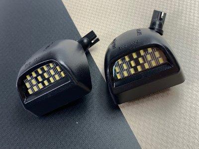 LED 牌照燈 For 99-14 皮卡雪佛蘭 Chevy Silverado GMC Cadillac