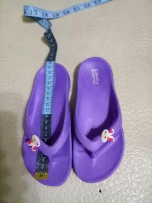 Charlie's童鞋夾腳拖31/13內長20cm(盒內)