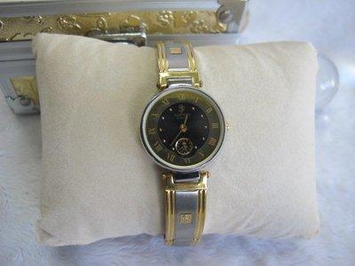 二手舖~ NO.5 高級時尚SAFARI女用錶 老闆慶祝3周年原價3230元優惠價1支只賣800元 庫存全新品