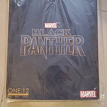 全新 Mezco One:12 Black Panther 黑豹 Marvel Legends SHF Mafex Neca