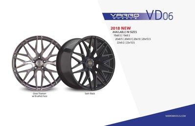 美國VARRO VD06 鋁圈BENZ AMG BMW M POWER 17 18 19 20 21 22