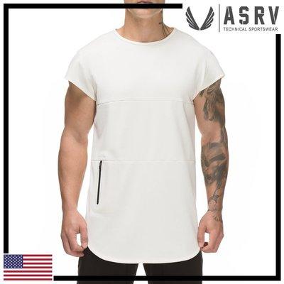 瘋狂金剛▸ 象牙白 ASRV SilverPlus® Mesh Utility Drop Shoulder 抗臭阻菌無袖