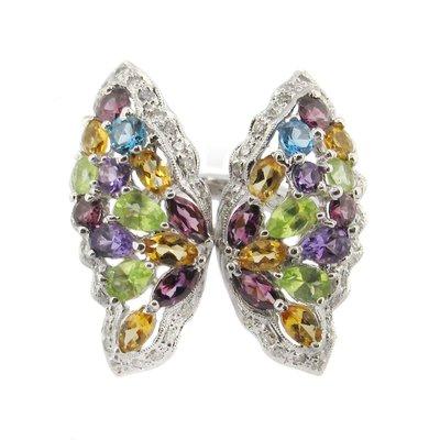 【JHT金宏總珠寶/GIA鑽石專賣】日本工藝天然造型鑽石戒指(JB45-A12)