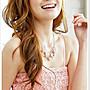 春漾優雅幻色精品 變色色丁玫瑰花球胸花 細肩帶 束腰蝴蝶結綁帶 伴娘 小禮服