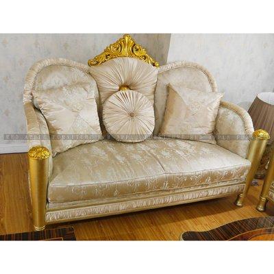 [紅蘋果傢俱] CT-040 新古典客廳系列1+2+3沙發 歐式沙發 古典沙發 實木沙發 茶几 電視櫃 邊几