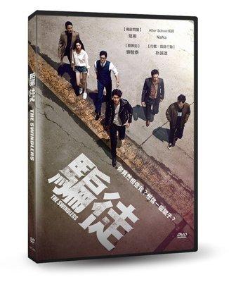 [影音雜貨店] 台聖出品 – 騙徒 DVD – 由炫彬、劉智泰、NaNa、朴誠雄主演 – 全新正版