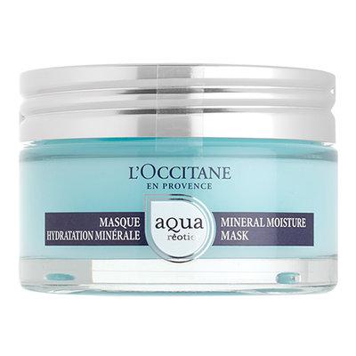 LOCCITANE 清泉水合面膜 Aqua Reotier Mineral Moisture Mask 歐舒丹 💕預購