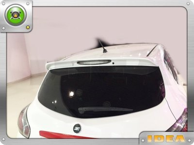 泰山美研社D3416 Nissan 日產 BIG TIIDA 原廠型尾翼