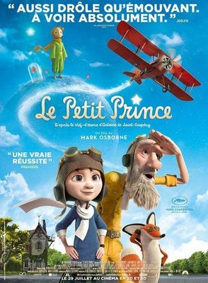 【藍光電影】BD50 小王子 The Little Prince 帶國語 2015 90-048