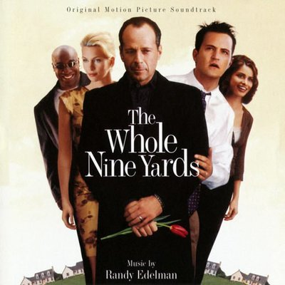 《絕版專賣》殺手不眨眼 / The Whole Nine Yards 電影原聲帶 (美版)