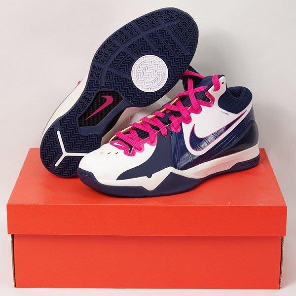 afb51c9736ef 全新真品Nike Zoom Brave V 田臥勇太御用us9 9.5