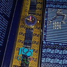 Swatch Olympic version 1994 special