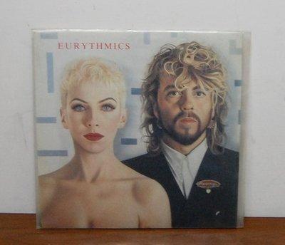 ○太空百貨店○Vintage revenge 1986年發行 已解散英國團體EURYTHMICS 黑膠唱片